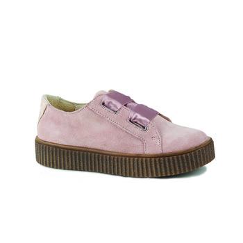 Cipők Lány Rövid szárú edzőcipők Catimini CAVANILLE Cvv / Rózsaszín / Dpf / 2892