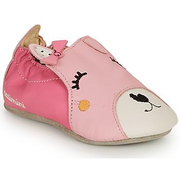 Cipők Lány Mamuszok Catimini CAPUCINE Rózsaszín