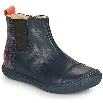 Cipők Lány Csizmák GBB ONAO Kék
