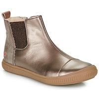 Cipők Lány Csizmák GBB ONAO Bronz / Tópszínű