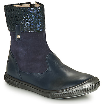 Cipők Lány Csizmák GBB ORANTO Kék