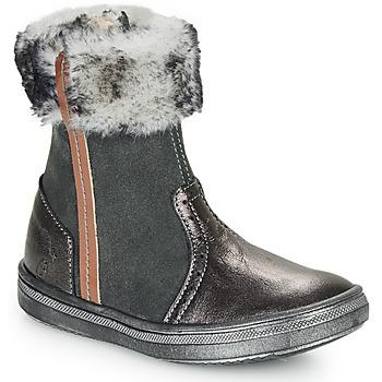 Cipők Lány Csizmák GBB OZOE Szürke
