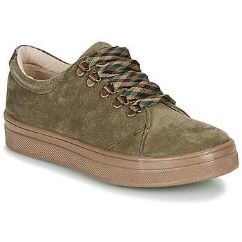 Cipők Lány Rövid szárú edzőcipők GBB OMAZETTE Keki