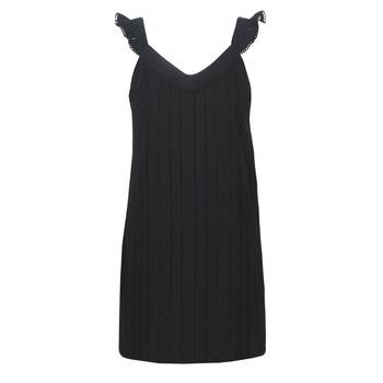 Ruhák Női Rövid ruhák Betty London KOUDIE Fekete