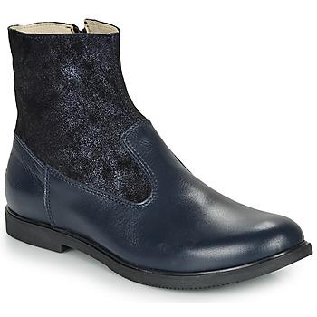 Cipők Lány Csizmák GBB OSHINO Kék