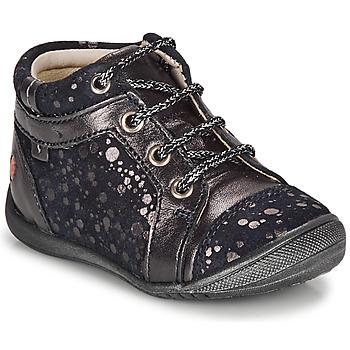 Cipők Lány Csizmák GBB OMANE Tengerész / Ezüst