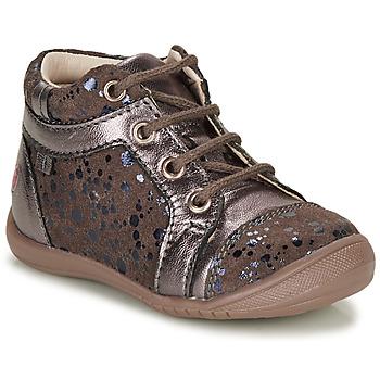 Cipők Lány Csizmák GBB OMANE Bézs
