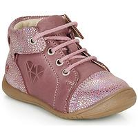 Cipők Lány Csizmák GBB ORENA Rózsaszín