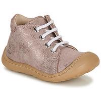 Cipők Lány Magas szárú edzőcipők GBB VEDOFA Rózsaszín
