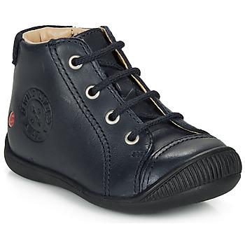 Cipők Fiú Csizmák GBB NOE Kék
