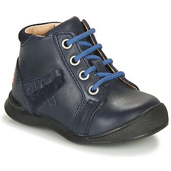 Cipők Fiú Magas szárú edzőcipők GBB ORBINO Kék