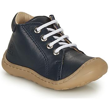 Cipők Fiú Magas szárú edzőcipők GBB FREDDO Tengerész