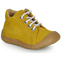 Cipők Fiú Magas szárú edzőcipők GBB FREDDO Citromsárga