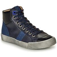 Cipők Fiú Magas szárú edzőcipők GBB OSTRAVI Kék