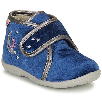 Cipők Lány Mamuszok GBB OCELINA Kék