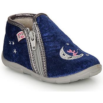 Cipők Lány Mamuszok GBB OLILE Kék