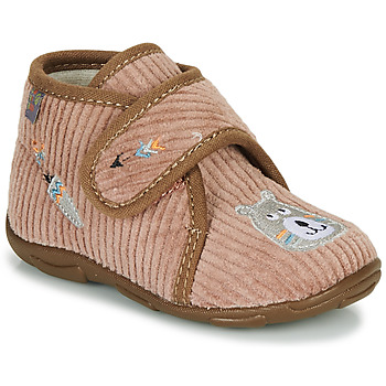 Cipők Fiú Mamuszok GBB OKANDI Barna