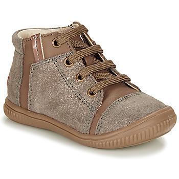 Cipők Lány Magas szárú edzőcipők GBB OUNA Tópszínű