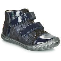 Cipők Lány Magas szárú edzőcipők GBB ODITA Kék