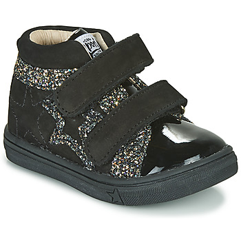 Cipők Lány Magas szárú edzőcipők GBB OHANE Szürke
