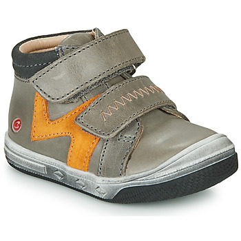 Cipők Fiú Magas szárú edzőcipők GBB OGROU Szürke