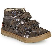 Cipők Lány Magas szárú edzőcipők GBB OHANE Tópszínű