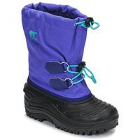 Cipők Gyerek Hótaposók Sorel YOUTH SUPER TROOPER™ Kék