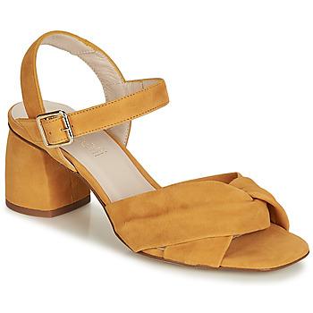 Cipők Női Szandálok / Saruk Fericelli  Citromsárga