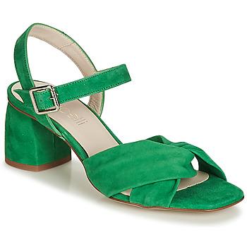 Cipők Női Szandálok / Saruk Fericelli  Zöld