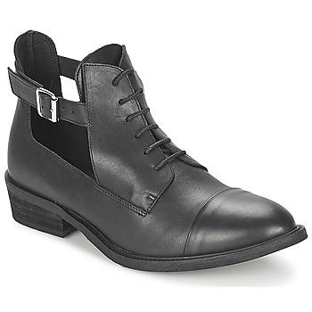 Cipők Női Csizmák Jonak AMADORA Fekete