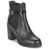 Cipők Női Bokacsizmák Jonak DELFIM Fekete