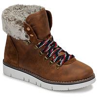Cipők Női Csizmák Skechers BOBS ROCKY Barna