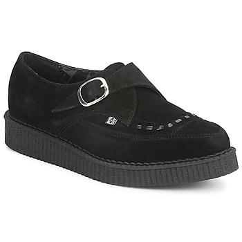 Cipők Oxford cipők TUK MONDO SLIM Fekete
