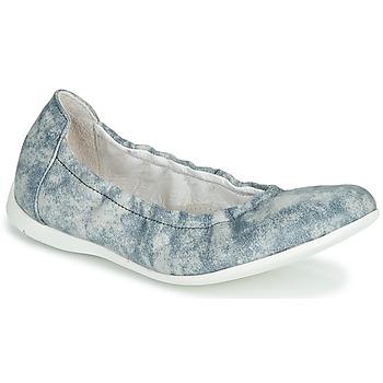 Cipők Lány Balerina cipők  Ramdam LIBRE Kék