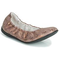 Cipők Lány Balerina cipők / babák Ramdam LIBRE Bronz