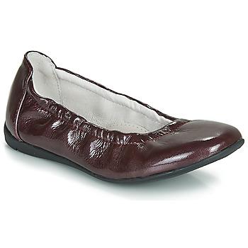 Cipők Lány Balerina cipők  Ramdam LIBRE Bordó