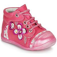 Cipők Lány Csizmák Catimini CYLENE Rózsaszín