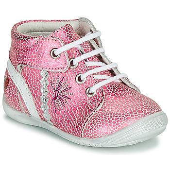 Cipők Lány Csizmák GBB MELANIE Rózsaszín