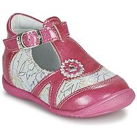 Cipők Lány Szandálok / Saruk GBB MILLA Rózsaszín