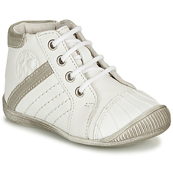 Cipők Fiú Csizmák GBB MATYS Fehér