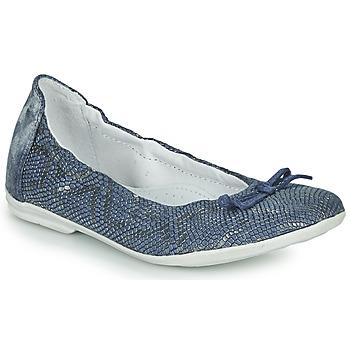 Cipők Lány Balerina cipők  Ramdam KIKI Kék