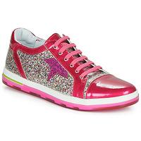 Cipők Lány Rövid szárú edzőcipők Ramdam KASAI Rózsaszín
