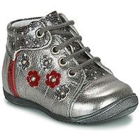 Cipők Lány Csizmák GBB NAYANA Ezüst