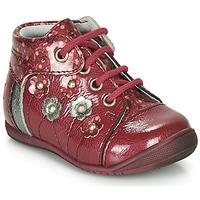 Cipők Lány Csizmák GBB NAYANA Piros