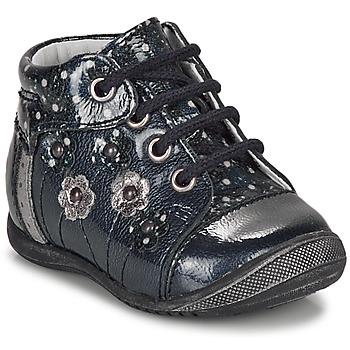 Cipők Lány Csizmák GBB NAYANA Kék