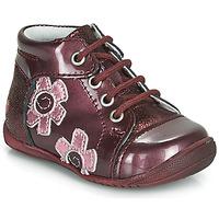 Cipők Lány Csizmák GBB NEIGE Bordó