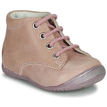Cipők Lány Csizmák GBB NAOMI Rózsaszín