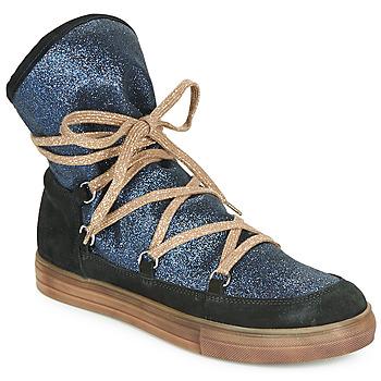 Cipők Lány Városi csizmák Achile ANGELA Kék
