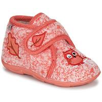 Cipők Lány Mamuszok GBB NEOPOLO Rózsaszín / Piros