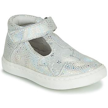 Cipők Lány Balerina cipők  GBB PARTHENON Ezüst